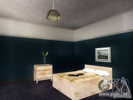 ENBSeries v1 para GTA San Andreas quinta pantalla
