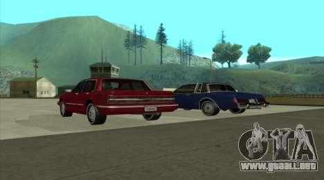 Century Nebula para GTA San Andreas left