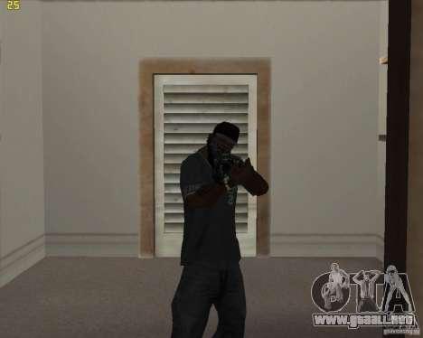 Cámara para GTA San Andreas tercera pantalla