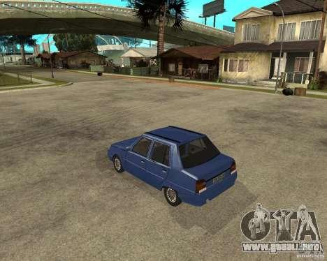 ZAZ 1103 Slavuta para GTA San Andreas left