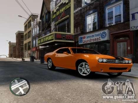 Dodge Chalenger para GTA 4
