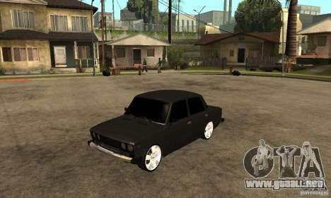 VAZ Lada 2106 LT para GTA San Andreas