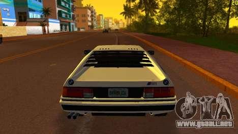 BMW M1 (E26) 1979 para GTA Vice City left