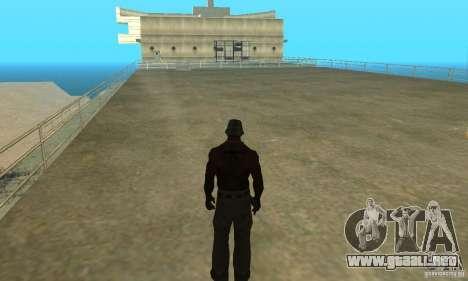 Lost Island para GTA San Andreas sucesivamente de pantalla