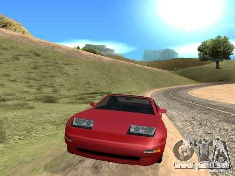 Viaje por carretera para GTA San Andreas segunda pantalla