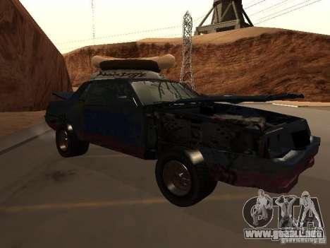 Emperador Rusty de GTA 4 para GTA San Andreas