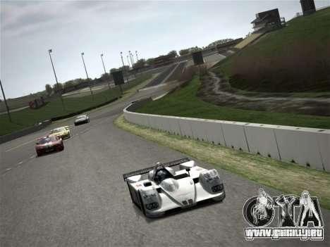 Laguna Seca ( Final ) para GTA 4 adelante de pantalla