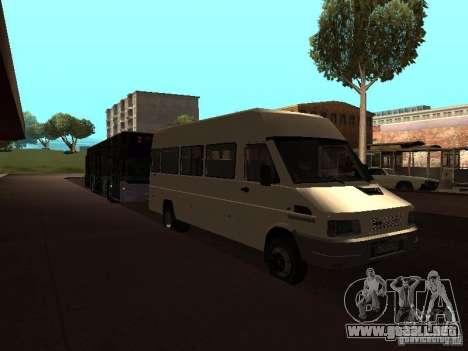 Iveco TurboDaily 49-10 para GTA San Andreas