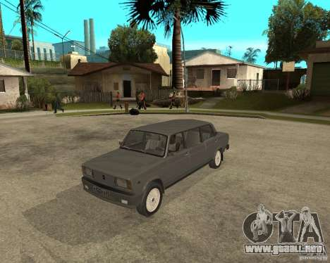 VAZ 2105 Limousine para GTA San Andreas