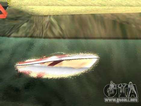 ENBSeries v3 para GTA San Andreas sucesivamente de pantalla