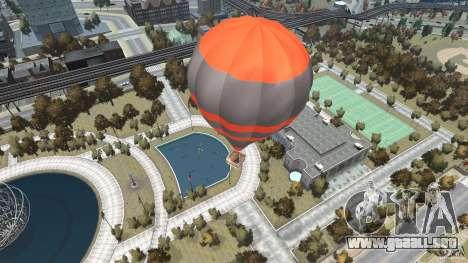 Balloon Tours option 4 para GTA 4 Vista posterior izquierda