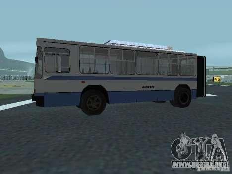YUMZ T1 para la visión correcta GTA San Andreas