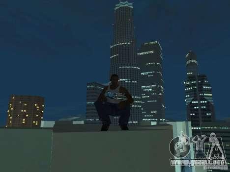 Weapons Pack para GTA San Andreas décimo de pantalla