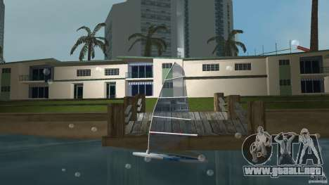 Windsurf para GTA Vice City left