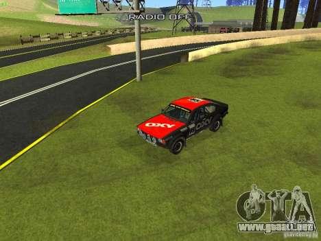 Opel Kadett para el motor de GTA San Andreas