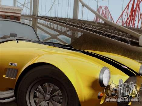 Shelby Cobra 427 para GTA San Andreas