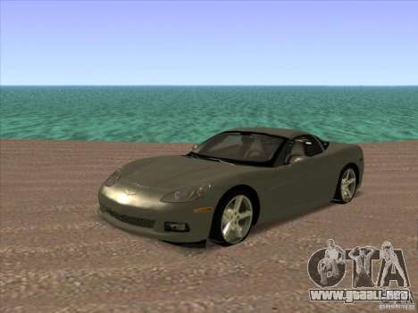 ENB de GTA IV para GTA San Andreas sucesivamente de pantalla