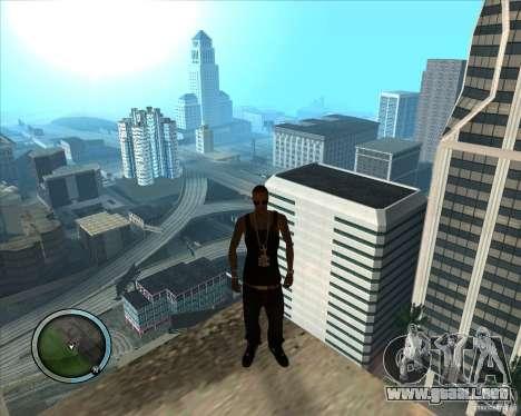 Memory512 - No SALA or Stream anymore para GTA San Andreas tercera pantalla