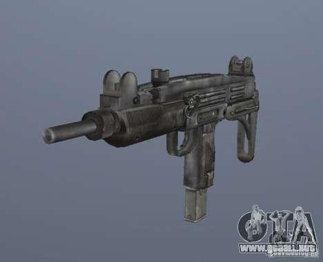 Grims weapon pack2 para GTA San Andreas sexta pantalla
