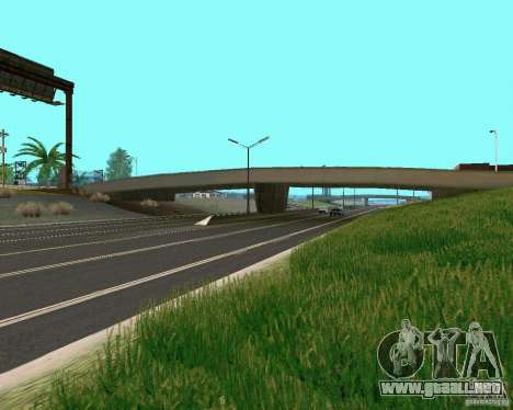 GTA 4 Road Las Venturas para GTA San Andreas
