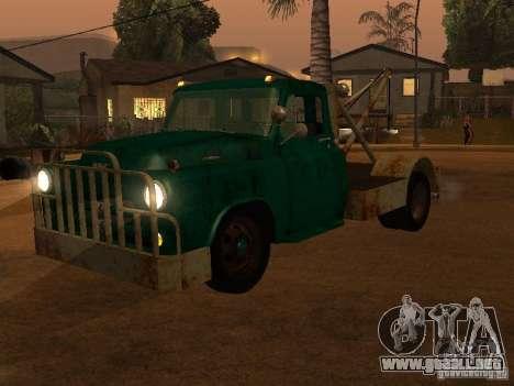 Camioneta Dodge está oxidado para GTA San Andreas