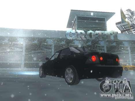 Lexus IS300 para las ruedas de GTA San Andreas