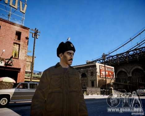 Niko - Stalin para GTA 4 tercera pantalla