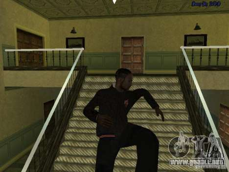 Winter bmyst para GTA San Andreas