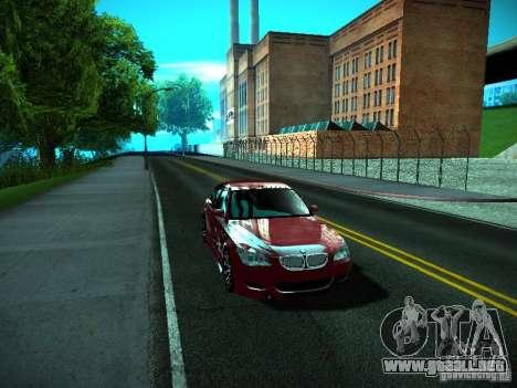 ENBSeries V4 para GTA San Andreas tercera pantalla