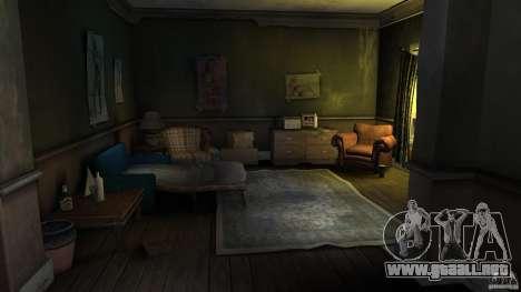 Break on Through beta MOD para GTA 4 tercera pantalla