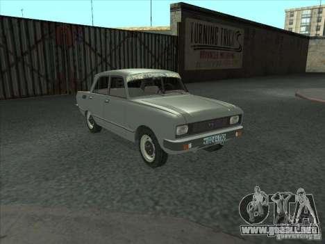 Moskvich 2140 SL para GTA San Andreas