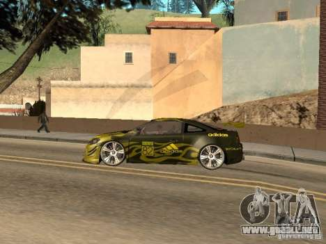 Chevrolet Cobalt SS Shift Tuning para GTA San Andreas left
