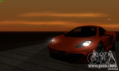 Ultra Real Graphic HD V1.0 para GTA San Andreas décimo de pantalla
