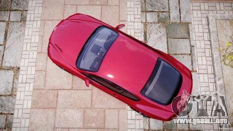 Bentley Continental SS v2.1 para GTA 4 visión correcta