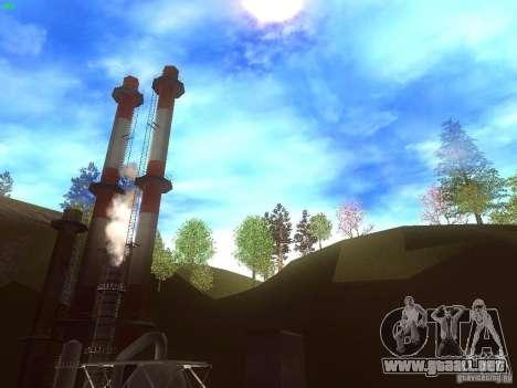 Spring Season v2 para GTA San Andreas novena de pantalla