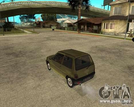 OKA 1111 Kamaz para GTA San Andreas left