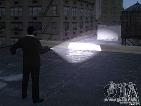 Flashlight 4 Weapons v1.0 para GTA 4 segundos de pantalla