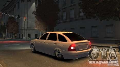 VAZ Lada Priora 2172 para GTA 4 left