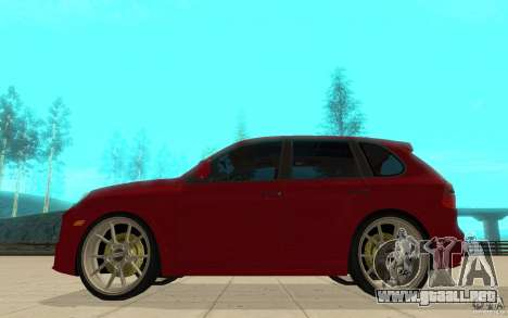 Rim Repack v1 para GTA San Andreas sucesivamente de pantalla