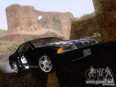 Vinilo Viktor Tsoi para GTA San Andreas