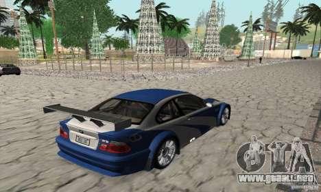 New Groove by hanan2106 para GTA San Andreas décimo de pantalla