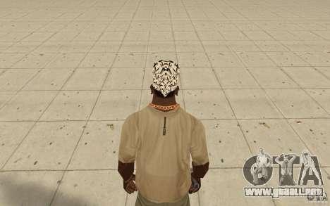 Letras de Bandana kitay para GTA San Andreas tercera pantalla