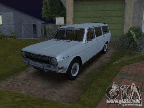 GAZ 24-02 para GTA San Andreas