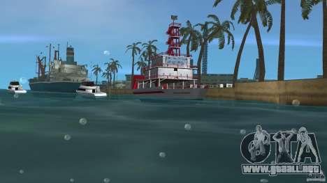 Ferry para GTA Vice City