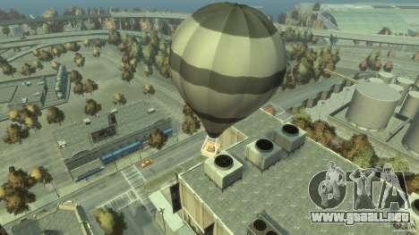 Balloon Tours option 5 para GTA 4 Vista posterior izquierda