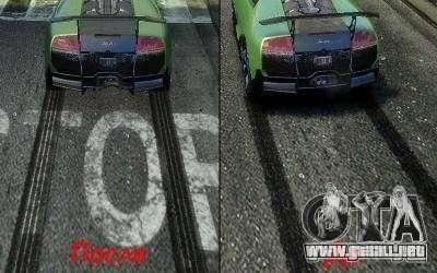 Ritmos y nuevas texturas para GTA 4