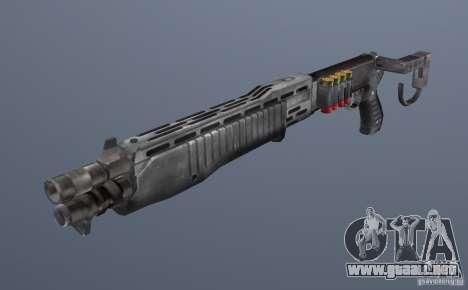 Grims weapon pack2 para GTA San Andreas segunda pantalla