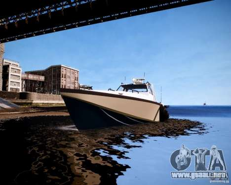 Russian Predator para GTA 4 visión correcta