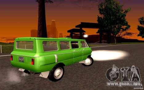 ZAZ 970 para la visión correcta GTA San Andreas