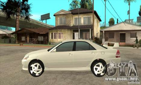Toyota Mark 2 Grenade para GTA San Andreas left